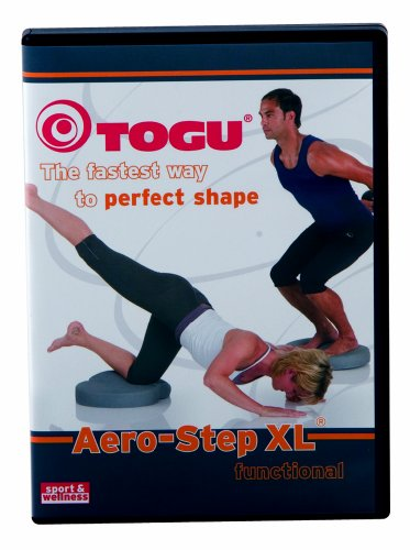 Togu DVD Perfect Shape Aero Step XL functional