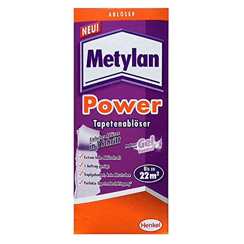 Metylan Power Tapetenablöser MPA40, Ablöser Pulver zu Gel, 200 gr.