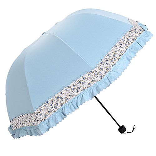 dunluluoyin-compact-travel-windproof-lightweight-resist-uv-candy-umbrella-blue-for-girl-brolly