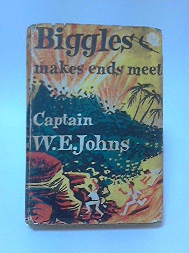 Biggles makes ends meet