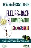 Image de Fleurs de Bach et Homéopathie