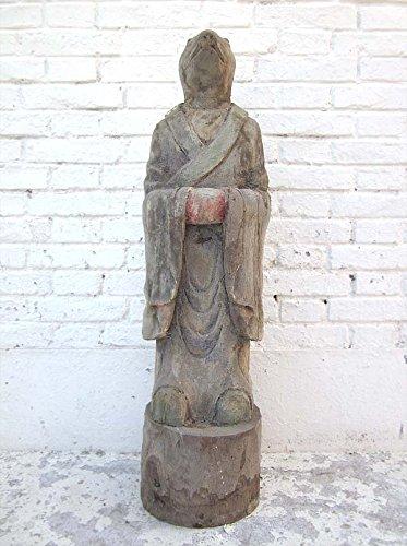 Rat chine sculpture statue figurine astrologische buddhistisch peuplier luxury park 80 ans