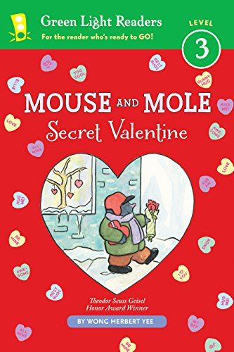 Mouse and Mole: Secret Valentine (Green Light Readers Level 3) (English Edition)