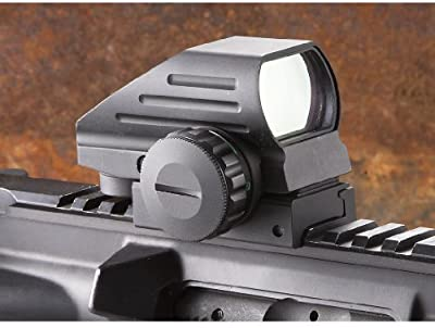Extreme Tactical Mini Multi-reticle Sight by DMA