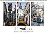Lissabon - Straßen- & Standseilbahnen (Wandkalender 2018 DIN A2 quer): Straßenbahnen, Standseilbahnen und der Aufzug in Lissabon (Monatskalender, 14 ... Orte) [Kalender] [Apr 01, 2017] Herm, Olaf