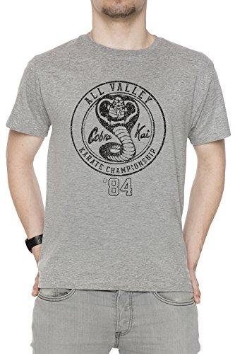 51pFm7cdw0L - Camiseta gris cuello redondo para hombre