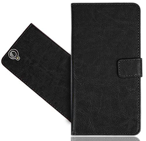 """FoneExpert® Acer Liquid Z630 / Z630s (5.5"""") Handy Tasche, Wallet Case Cover Genuine Hüllen Etui Hülle Ledertasche Lederhülle Schutzhülle Für Acer Liquid Z630 / Z630s (5.5"""")"""