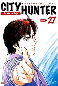 City Hunter - Nicky Larson Edition de luxe Tome 27