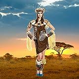 Kostümplanet Afrikanerin ... Ansicht