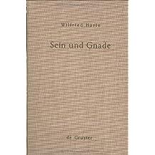 Sein und Gnade: Die Ontologie in Karl Barths kirchlicher Dogmatik (Theologische Bibliothek Töpelmann)