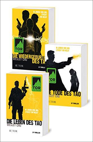 Tao. Die komplette Trilogie: Die Leben des Tao / Die Tode des Tao / Die Wiedergeburten des Tao (Die Leben Des Tao)