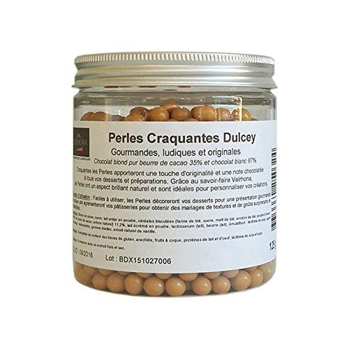 Valrhona - Perles craquantes Dulcey 125 g