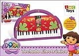 IMC Toys - 680197 - Jouet Premier Age - Clavier Musical - Dora