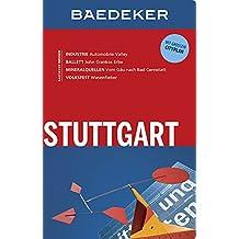 Baedeker Reiseführer Stuttgart: mit GROSSEM CITYPLAN