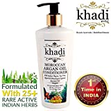 (Limited Introductory Offer) Khadi Global Argan Oil Conditioner with Indian Thyme, Tea Tree