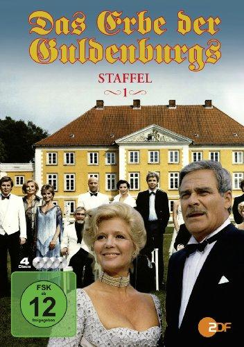 Bild von Das Erbe der Guldenburgs - Staffel 1 (Jumbo Amaray - 4 DVDs)
