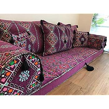 Orient Orientalisches Sofa,Sedari,Kelim Bodenkissen ...
