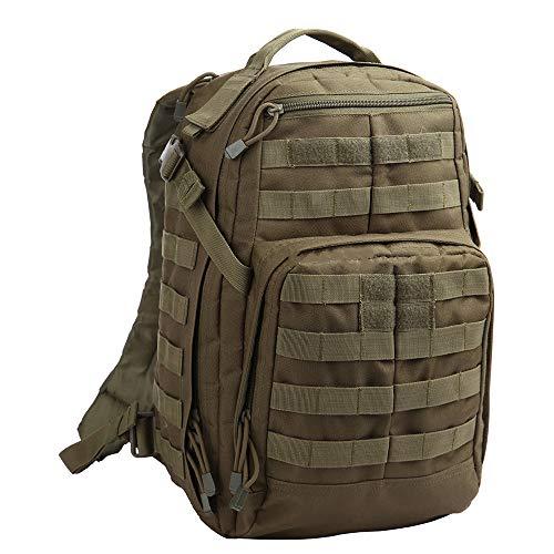 Zaino tattico d'assalto di 24 ore appassionati di escursionismo militari all'aperto zaino pacchetto camouflage wild adventure zaino multiuso ad alte prestazioni