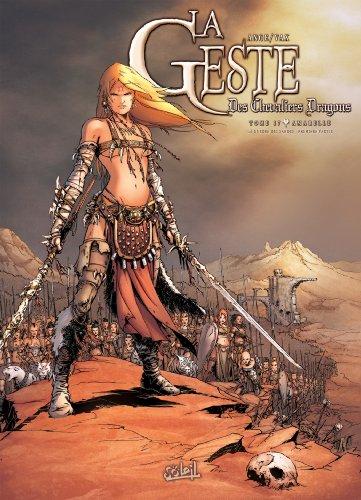 La Geste des Chevaliers Dragons T17 : La Guerre des Sardes 1ère partie