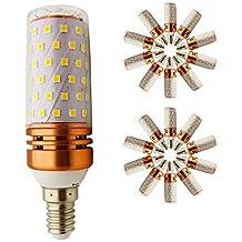 20 xe14 LED Pera/1000 Lumens/10 W equivalente a 100 W halógena lámpara