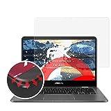 atFolix Schutzfolie passend für Asus ZenBook Flip 14 UX461UN Folie, entspiegelnde & Flexible FX Bildschirmschutzfolie (2X)