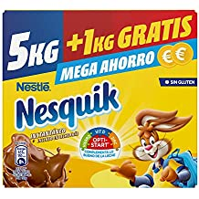 Nesquik Cacao Soluble Instantáneo - 6000 gr