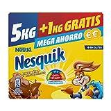 Nestlé Nesquik - Paquete de cacao soluble, 1 unidad x 6 kg