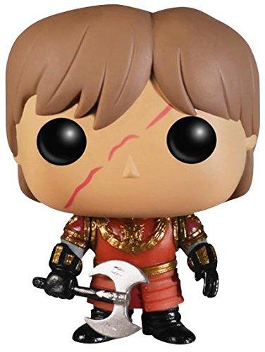 Tyrion en Armadura, Juego de Tronos · Figura Funko Pop!