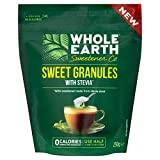 Whole Earth Sweetener Co. Sweet Granules with Stevia , 250 g