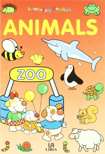 Animals/Animals: Aprendo Ingles/Learning English por Ed. Libsa