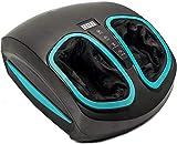 Shiatsu Foot Massager Machine - Electric Deep Kneading Massage with Heat & Air