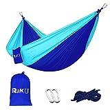 Raku® 2 Person (Holding 300KG) beweglicher im Freien Reisen Camping Parachute...