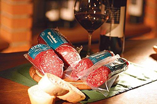 Salame altoatesino di cervo bernardi ca. 190 gr.
