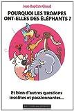 Telecharger Livres POURQUOI TROMPES ONT ELLES (PDF,EPUB,MOBI) gratuits en Francaise