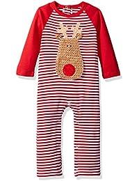 Mud Pie Baby Boys' One Piece Playwear Set