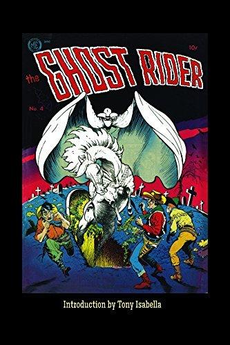 The Original Ghost Rider Volume 1 HC by Gardner Fox (2015-06-24)