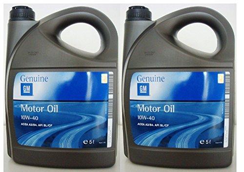 general-motor-oil-semisintetico-10w40-acea-a3-b4-api-sl-cf-2-taniche-da-5l-10l