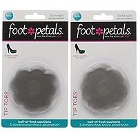 Foot Petals Damen Spitze Zehen Technogel Pair Pack Insole preisvergleich bei billige-tabletten.eu
