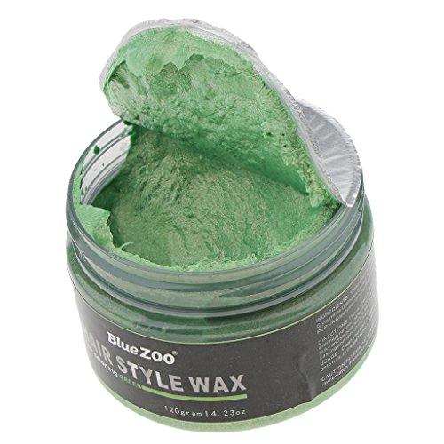 Extra Starkes Haarwachs Classic Forming Cream, 120g - Grün (Grün Haarfarbe Gel)