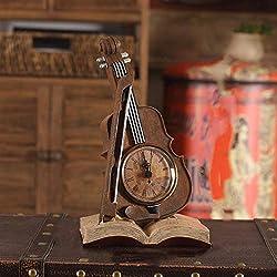 Luxdeoo Objets de décoration Statues Sculptures décoratives de décoration Statue Rétro modèle Accessoires décoration Maison Bar café Boutique vitrine Cave à vin décorations créatives