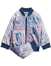 774c09ddcd0dd Amazon.it  bambino - adidas   Tute da ginnastica   Abbigliamento ...