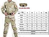 H Monde Shopping pour Homme Tactique BDU Combat Uniforme Veste Chemise & Pantalons...