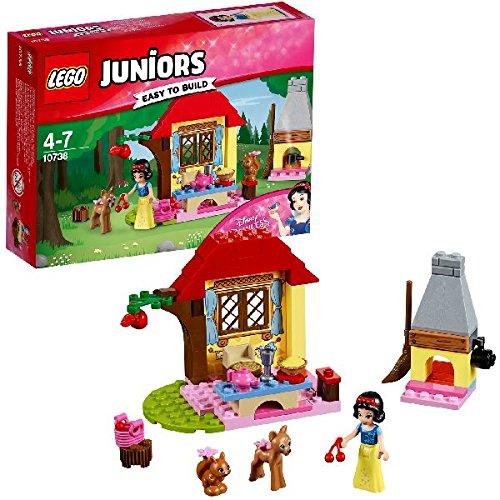 LEGO Juniors - Cabaña de Blancanieves en el bosque (10738)