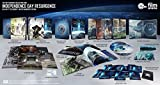 INDEPENDENCE DAY 2 2016 Resurgence FULLSLIP + LENTICULAR MAGNET 3D + 2D Steelbook™ Limited Collector's Edition - Numbered+ Gift Steelbook'sTM foil