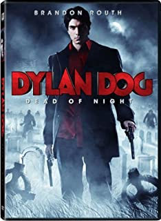 Dylan Dog: Dead of Night by Brandon Routh