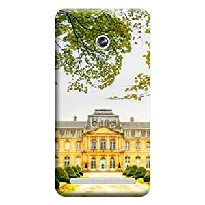 Ebby Premium Printed Back Case Cover With Full protection For Asus Zenfone 6 (Designer Case)
