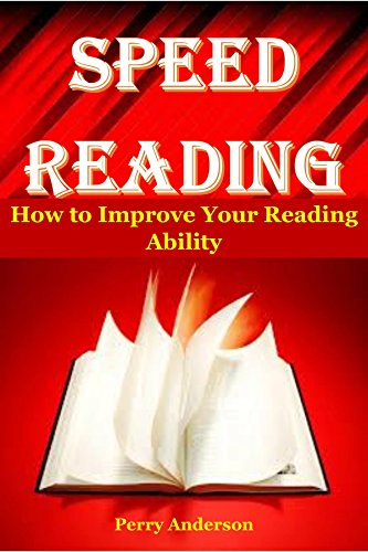 Speed Reading: How to Improve Your Reading Ability book cover