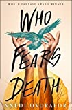 Book cover for Who Fears Death