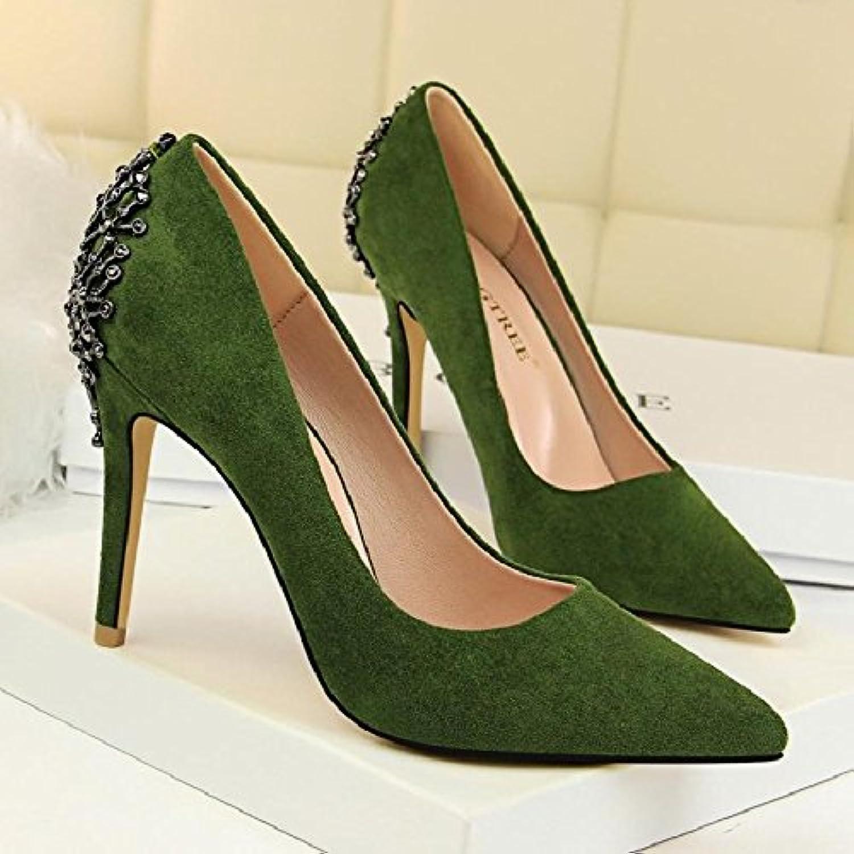 gaolim au printemps printemps printemps chaussures femmes femmes femmes femmes haut chaussures confortables souliers matte des chaussures à talons insérer perceuse...b07cd8gwgp parent 29b12c