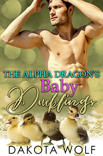 The Alpha Dragon's Baby Ducklings: MM Alpha Omega Fated Mates Mpreg Shifter (English Edition)